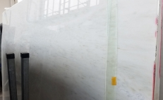 Fornitura lastre lucide 2 cm in marmo naturale ESTREMOZ BRANCO Z0137. Dettaglio immagine fotografie