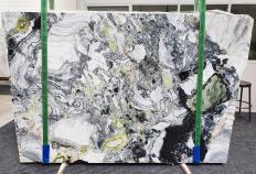 Fornitura lastre grezze lucide 2 cm in marmo naturale AMAZONIA 1386. Dettaglio immagine fotografie