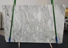 Fornitura lastre grezze lucide 2 cm in marmo naturale ARABESCATO CARRARA 1116. Dettaglio immagine fotografie