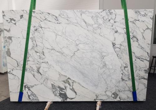 Fornitura lastre grezze levigate 2 cm in marmo naturale ARABESCATO CERVAIOLE 1210. Dettaglio immagine fotografie