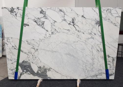 Fornitura lastre grezze lucide 2 cm in marmo naturale ARABESCATO CERVAIOLE 1210. Dettaglio immagine fotografie