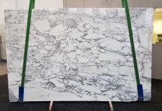 Fornitura lastre grezze levigate 2 cm in marmo naturale ARABESCATO CERVAIOLE GL 1023. Dettaglio immagine fotografie