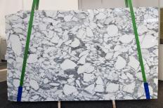 Fornitura lastre grezze lucide 0.8 cm in marmo naturale ARABESCATO CORCHIA 1031. Dettaglio immagine fotografie
