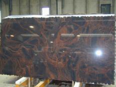Fornitura lastre grezze lucide 2 cm in granito naturale AURORA CV2_AU25. Dettaglio immagine fotografie