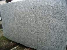 Fornitura lastre grezze lucide 2 cm in granito naturale AZUL PLATINO EDM25128. Dettaglio immagine fotografie