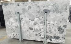 Fornitura lastre grezze lucide 2 cm in marmo naturale Babylon Grey 1553M. Dettaglio immagine fotografie