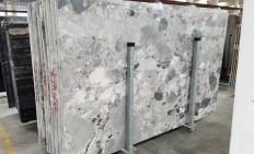 Fornitura lastre grezze lucide 3 cm in marmo naturale Babylon Grey 1553M. Dettaglio immagine fotografie