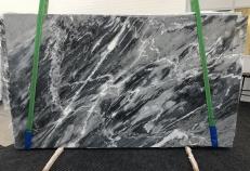 Fornitura lastre grezze lucide 2 cm in marmo naturale BARDIGLIO NUVOLATO SCURO 1172. Dettaglio immagine fotografie