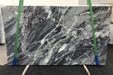 Fornitura lastre lucide 2 cm in marmo naturale BARDIGLIO NUVOLATO SCURO 1172. Dettaglio immagine fotografie