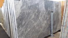 Fornitura lastre grezze lucide 2 cm in marmo naturale BARDIGLIO NUVOLATO U0472. Dettaglio immagine fotografie