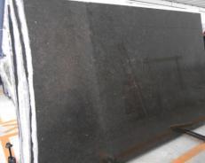 Fornitura lastre grezze levigate 3 cm in calcare naturale BELGIAN BLUE LIMESTONE GL BR4515. Dettaglio immagine fotografie