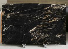 Fornitura lastre grezze lucide 2 cm in quarzite naturale BELVEDERE 1542G. Dettaglio immagine fotografie