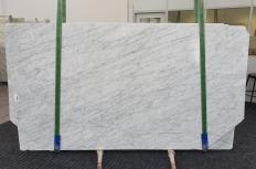 Fornitura lastre grezze lucide 2 cm in marmo naturale BIANCO GIOIA VENATO 1253. Dettaglio immagine fotografie