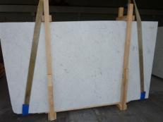 Fornitura lastre grezze lucide 3 cm in marmo naturale BIANCO GIOIA VENATO SC_978. Dettaglio immagine fotografie