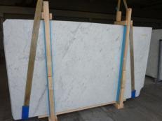 Fornitura lastre grezze lucide 2 cm in marmo naturale BIANCO GIOIA VENATO SC_978. Dettaglio immagine fotografie