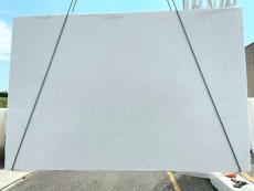 Fornitura lastre grezze lucide 3 cm in marmo naturale BIANCO NEVE 7191. Dettaglio immagine fotografie