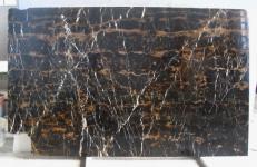 Fornitura lastre grezze lucide 2 cm in marmo naturale BLACK AND GOLD E_H2387. Dettaglio immagine fotografie