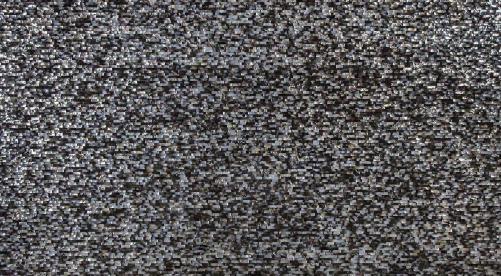 Fornitura lastre grezze lucide 2.5 cm in pietra semipreziosa naturale BLACK LIP BRICK AA-BLBS. Dettaglio immagine fotografie