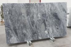 Fornitura lastre grezze lucide 3 cm in marmo naturale BLUE PORTOFINO #550. Dettaglio immagine fotografie