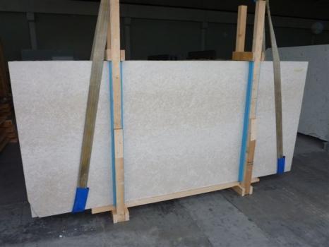 Fornitura lastre lucide 3 cm in marmo naturale BOTTICINO FIORITO LIGHT SC_985. Dettaglio immagine fotografie
