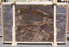 Fornitura lastre grezze lucide 2 cm in breccia naturale BRECCIA ANTICA ES-14641. Dettaglio immagine fotografie