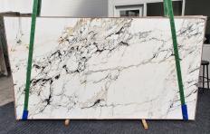 Fornitura lastre grezze lucide 2 cm in marmo naturale BRECCIA CAPRAIA CLASSICA 1351. Dettaglio immagine fotografie