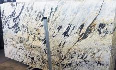 Fornitura lastre grezze lucide 2 cm in marmo naturale BRECCIA CAPRAIA CLASSICA AL0127. Dettaglio immagine fotografie