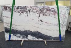 Fornitura lastre grezze lucide 2 cm in marmo naturale BRECCIA CAPRAIA 1250. Dettaglio immagine fotografie