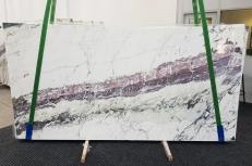 Fornitura lastre grezze lucide 2 cm in marmo naturale BRECCIA CAPRAIA 1220. Dettaglio immagine fotografie