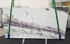 Fornitura lastre lucide 2 cm in marmo naturale BRECCIA CAPRAIA 1220. Dettaglio immagine fotografie