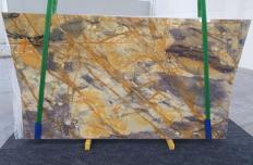 Fornitura lastre grezze lucide 2 cm in marmo naturale BRECCIA ETRUSCA 1199. Dettaglio immagine fotografie