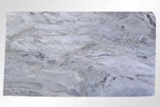 Fornitura lastre grezze levigate 2 cm in marmo naturale BRECCIA LINCOLN M2020084. Dettaglio immagine fotografie