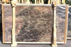 Fornitura lastre grezze lucide 2 cm in marmo naturale BRECHE DE VERSAILLES E_BV14106. Dettaglio immagine fotografie