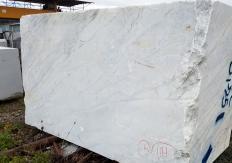 Fornitura blocchi segati 130 cm in marmo naturale CALACATTA ARNI Z0175. Dettaglio immagine fotografie