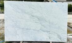 Fornitura lastre segate 2 cm in marmo naturale CALACATTA ARNI Z0195. Dettaglio immagine fotografie