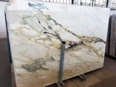 Fornitura lastre grezze lucide 2 cm in marmo naturale CALACATTA FIORITO U0433. Dettaglio immagine fotografie