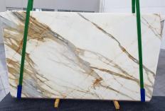 Fornitura lastre grezze lucide 2 cm in marmo naturale CALACATTA MACCHIAVECCHIA 1272. Dettaglio immagine fotografie