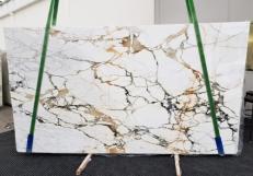 Fornitura lastre grezze lucide 2 cm in marmo naturale CALACATTA MACCHIAVECCHIA GL 1131. Dettaglio immagine fotografie