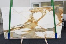 Fornitura lastre lucide 0.79 cm in marmo naturale CALACATTA MACCHIAVECCHIA GL 1130. Dettaglio immagine fotografie
