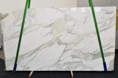 Fornitura lastre lucide 2 cm in marmo naturale CALACATTA ORO EXTRA GL 1090. Dettaglio immagine fotografie
