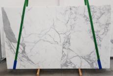 Fornitura lastre lucide 2 cm in marmo naturale CALACATTA ORO EXTRA 1145. Dettaglio immagine fotografie