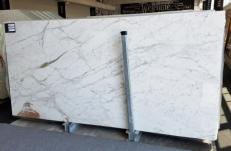 Fornitura lastre grezze lucide 2 cm in marmo naturale CALACATTA VAGLI VENA FINA U0134. Dettaglio immagine fotografie