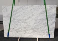 Fornitura lastre grezze lucide 3 cm in marmo naturale CALACATTA VAGLI VENA FINA GL 1128. Dettaglio immagine fotografie
