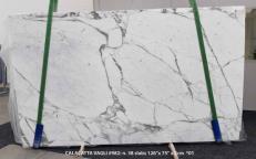 Fornitura lastre grezze lucide 2 cm in marmo naturale CALACATTA VAGLI SG 982. Dettaglio immagine fotografie