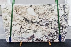 Fornitura lastre grezze lucide 2 cm in marmo naturale CALACATTA VIOLA 12911. Dettaglio immagine fotografie