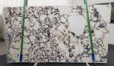 Fornitura lastre grezze lucide 2 cm in marmo naturale CALACATTA VIOLA #1106. Dettaglio immagine fotografie