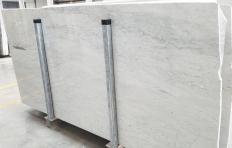 Fornitura lastre grezze lucide 2 cm in marmo naturale CARRARA 1548M. Dettaglio immagine fotografie