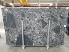 Fornitura lastre grezze levigate 2 cm in marmo naturale CEPPO SCURO 1673. Dettaglio immagine fotografie