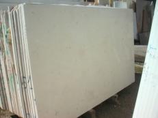 Fornitura lastre lucide 2 cm in marmo naturale CREMA LUNA SRC0506. Dettaglio immagine fotografie