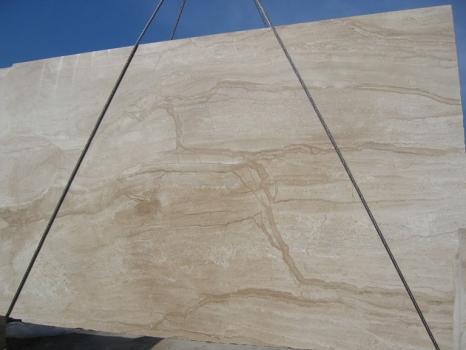 Fornitura lastre grezze lucide 2 cm in marmo naturale DAINO REALE C-M2391. Dettaglio immagine fotografie